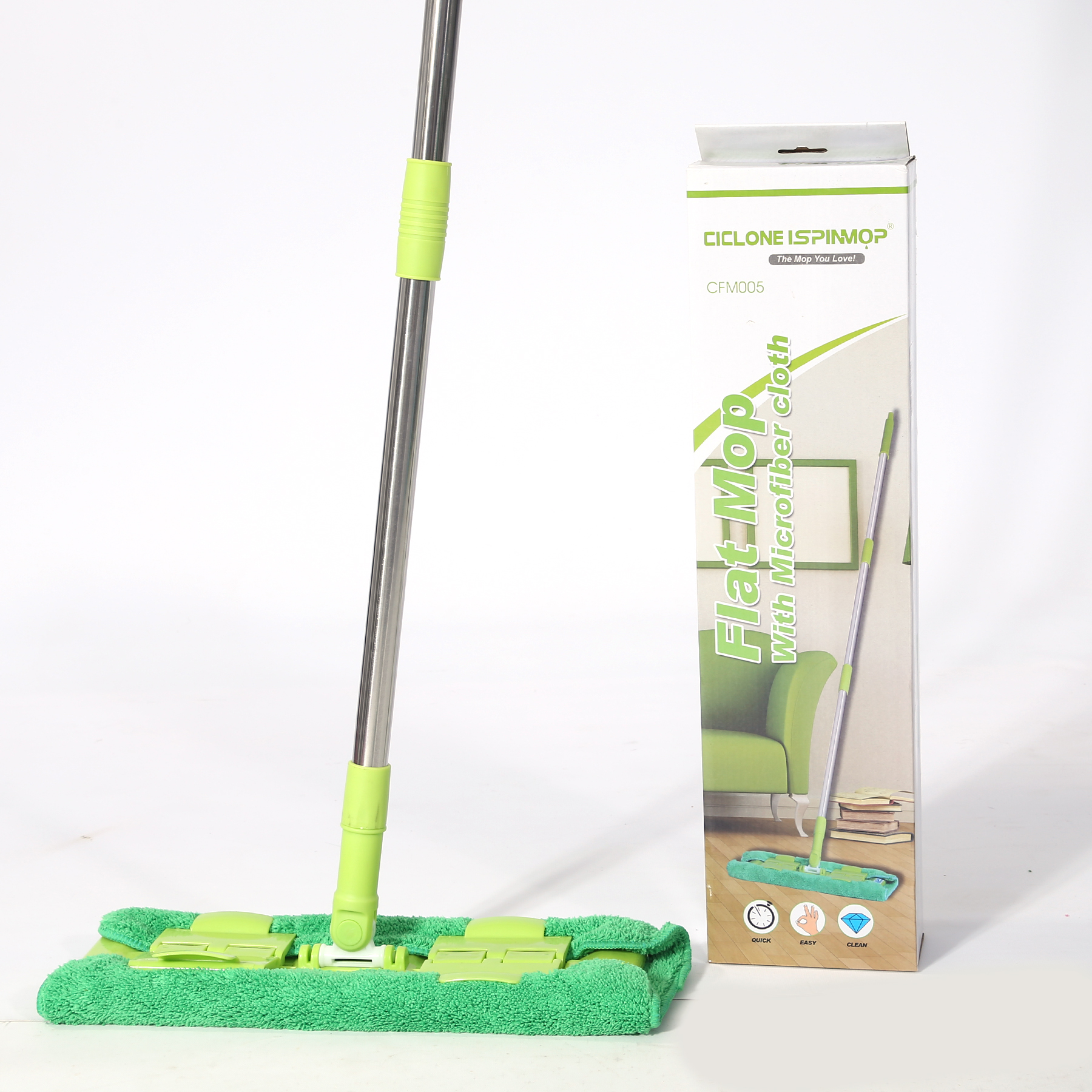 Flat Cleaning Systems